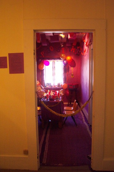 """The 30th Birthday Party"" a.k.a. ""The Birthday Room"""