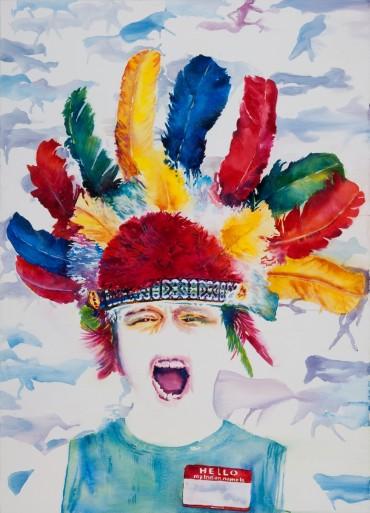 Portrait of Artist As Twelve Year Old Boy