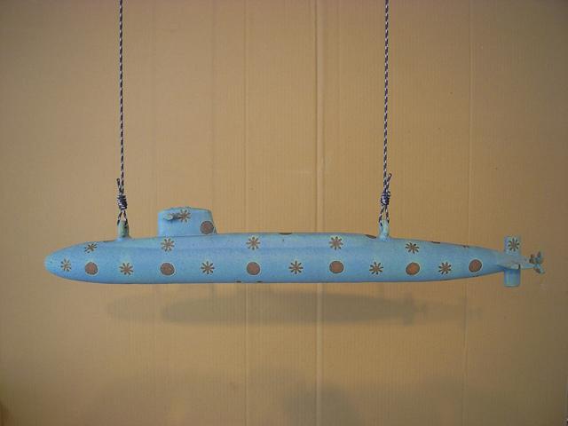ceramic submarine