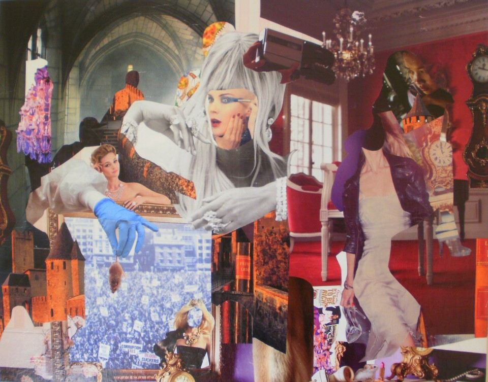 New Collages / December 2011