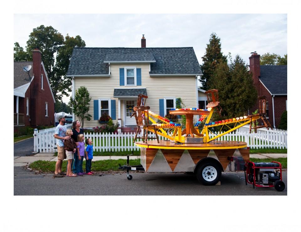 Domestic Carnival