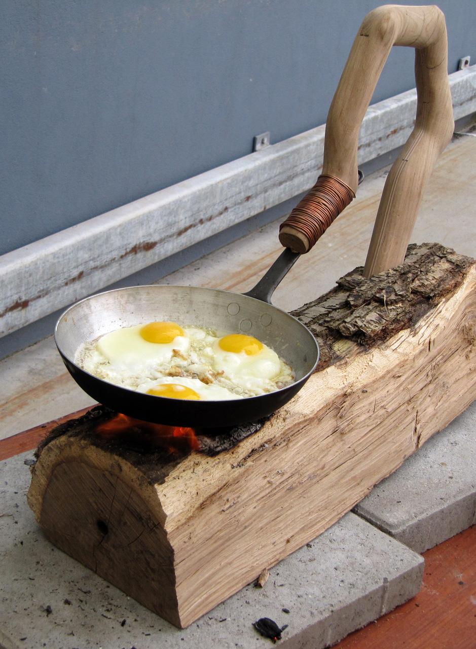 Egg Frying Log
