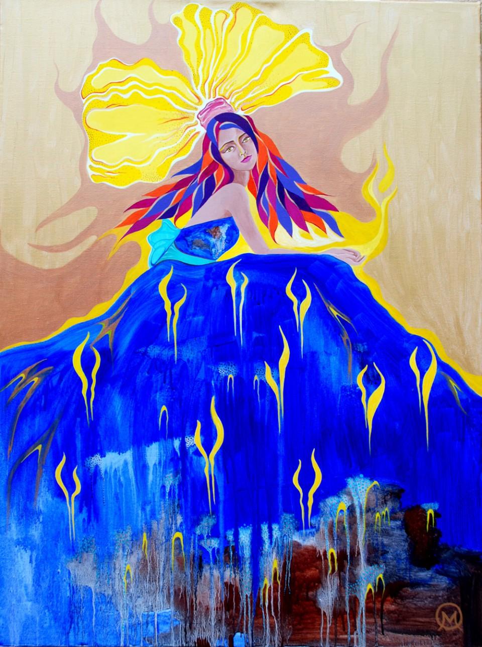 Michelle Oravitz Fine Art