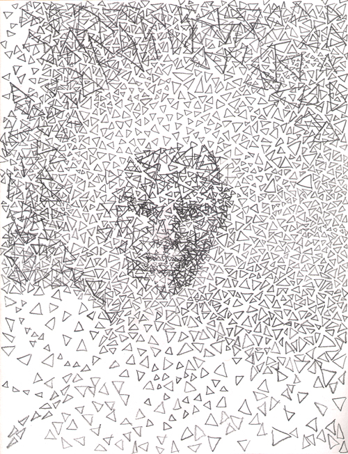 Fragmenting Faces