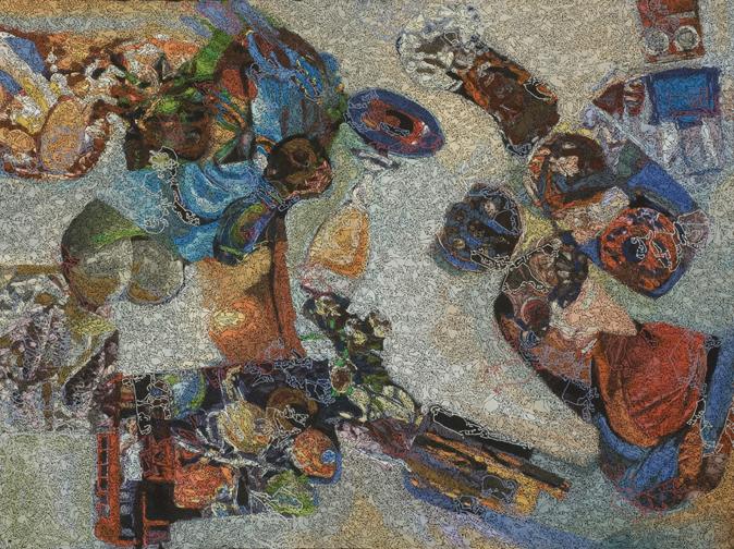 Jim Matthew's artwork