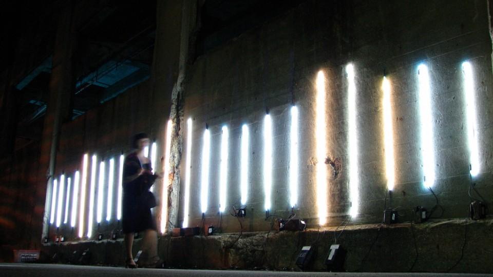 Impact Study No. 1 – Light Installation – Phillip Stearns – Lumen 2012