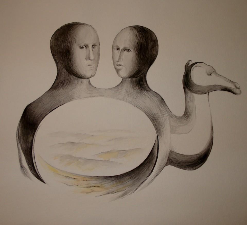 Faces of solitude
